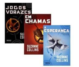 Coleção Jogos Vorazes (3 livros)