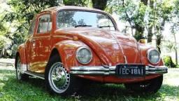 Fusca L 1500 1973 / Placa Preta / Raridade / Alto nível de originalidade - 1973