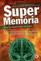 Livro - super memória