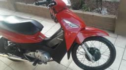 Biz es125 com partida - 2011