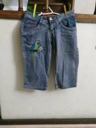 Bermuda jeans feminina da Jezzian (tamanho 36)