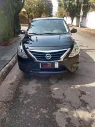 Nissan versa 1.0 completo *38 mil km*na garantia*otimo para aplicatico - 2019