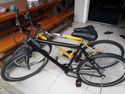 Duas bikes aro 26 novas sem uso