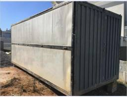 Container dobrável reformado