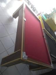 Mesa de sinuca modelo de gaveta!