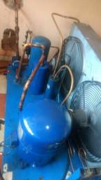 Máquina de gelo 3 toneladas por dia