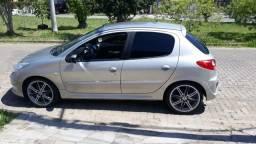 Vendo Peugeot 207 completo 2011 54 mil km - 2011