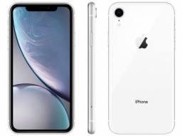 IPhone Xr Branco 64 Gb Novo Lacrado Anatel Nt Fiscal