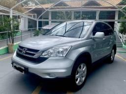Crv Lx 2011 - Aut. - 2ª Dona - Impecável - 2011