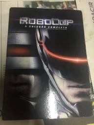 Coleção completa filme dvd ROBOCOP