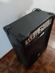 Vendo caixa de som amplificada fp800