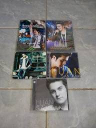 CD e DVD Luan Santana original