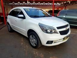 Chevrolet GM Agile LTZ 1.4 Branco - 2013