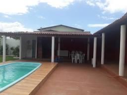 Casa de praia Com piscina Natal 21 a 25 pacote 1.500