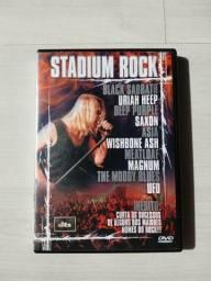 DVD Stadium Rock (Novo e Original)