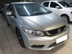 Civic 2.0 lxr 16v flex 4p aut - 2016