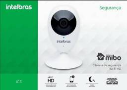 Câmera wi-fi HD com microfone Intelbras