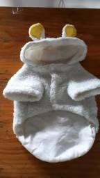 Casaco de lã para Pet