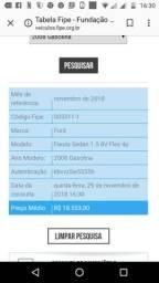 Fiesta Sedan Motor Rocam 1.0 8V - 2008
