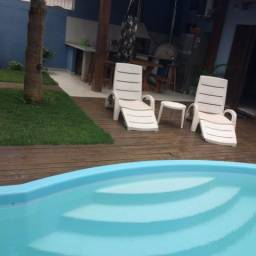 Espaço vip - conforto, piscina e churrasqueira!