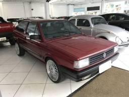 Volkswagen gol gl 1.6 álcool 2p 1989 cor vermelho - 1989