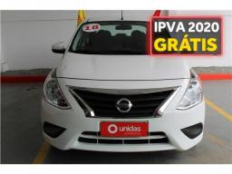 Nissan Versa 1.0 12v flex 4p manual - 2018