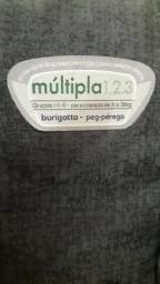 Cadeira Burigotto Múltipla 1.2.3 De 9 a 36 Kg