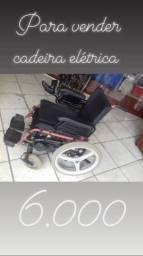Cadeira de roda elétrica
