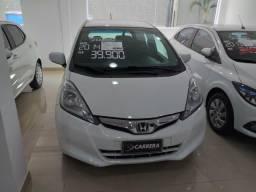 Honda fit lx 1.4 automático - 2014