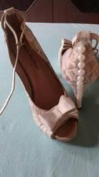 Vendo sapato de marca Carmen Steffens