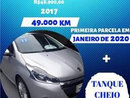 Peugeot 208 1.6 allure 16v flex 4p automático - 2017
