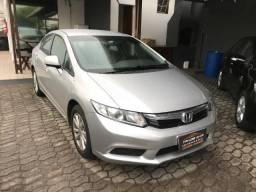 Honda Civic LXL 1.8 Aut. 2012/2013 Impecável - 2013