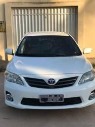 Vendo Corolla XEI 2.0 automático 2014 - 2014