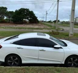 Honda Civic Sedan TOURING 1.5 Turbo 16V Aut.4p - 2018