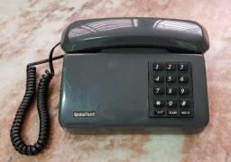 Telefone antigo marca Brasifone Ano 99