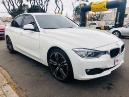 BMW 320I Active flex 2.0 turbo (interior caramelo)Start/stop - 2014
