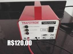 Novo! Carregador De Bateria 12v Até 300amperes Inteligente. A pronta entrega!