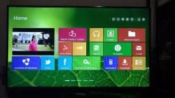 Smart JVC Android 55 polegadas