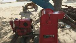 Máquina de debulhar MILHO com motor