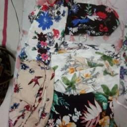 Blusinhas tamanhos plus size e outros, vários modelos