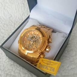 Relógio INVICTA ZEUS BOLT SKELETON