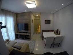Apartamento com 2 dormitórios à venda, 53 m² por R$ 297.000 - Centro - São Bernardo do Cam