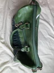 Bolsa grande verde