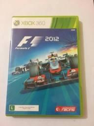 F1 2012 - Xbox 360 - Original - Usado