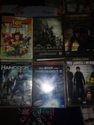 Vendo DVD's originais