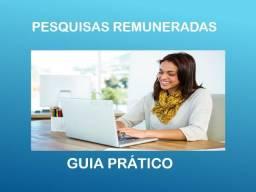 Pesquisas Remuneradas-Guia Prático