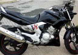 Yamaha Ys 250 2008 Preta - 2008