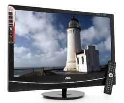 TV/Monitor Led Aoc 24 full hd