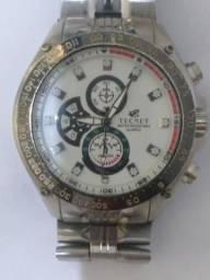 Relógio Tecnet Masculino 62828ch De Pulso