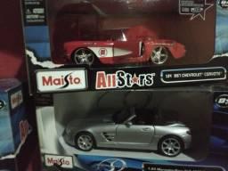 Coleção de carros Maisto